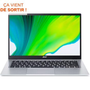 Acer Swift SF114-33-P28T Gris
