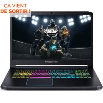 Acer Predator PH317-54-785W Noir