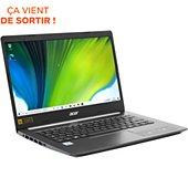 Ordinateur portable Acer Aspire A514-53-5668 Noir