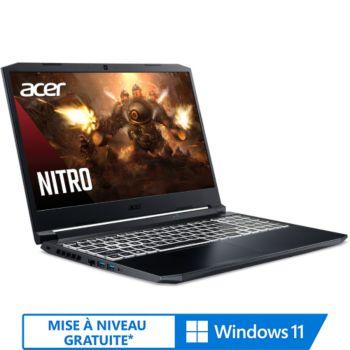 Acer Nitro 5 AN515-45-R5SV Noir