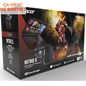 PC Gamer Acer Pack Nitro 5 AN517-52-54PM+Sac à Dos