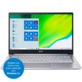 Ordinateur portable Acer Swift 3 SF314-59-732D Gris