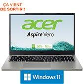 Ordinateur portable Acer Aspire Vero AV15-51-78H5