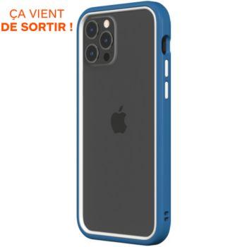 Rhinoshield iPhone 12/12 Pro CrashGuard bleu/blanc