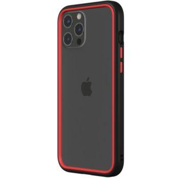 Rhinoshield iPhone 12 Pro Max CrashGuard noir/rouge