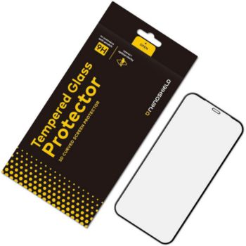 Rhinoshield iPhone 12/12 Pro Verre trempé