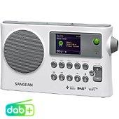 Radio internet Sangean Fusion 280 Blanc