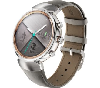 Asus Zenwatch 3 Silver