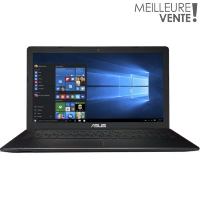 asus pc gamer r510vx dm279t ordinateur portable. Black Bedroom Furniture Sets. Home Design Ideas