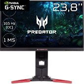 Ecran PC Gamer Acer Predator XB241YUbmiprz (G-Sync)
