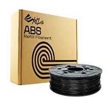 Filament 3D Xyz Printing  Bobine recharge ABS Noir
