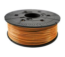 Filament 3D Xyz Printing  Bobine recharge PLA Orange clair
