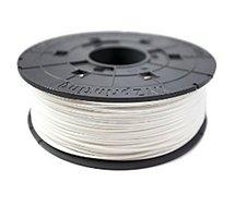 Filament 3D Xyz Printing  Bobine recharge ABS Blanc neige
