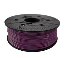 Filament 3D Xyz Printing  Bobine recharge ABS Pourpre