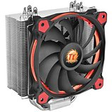 Ventilateur PC Thermaltake Riing Silent 12 Rouge