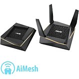 Routeur WiFi Asus  ROUTEUR GAMING RT-AX92U x2