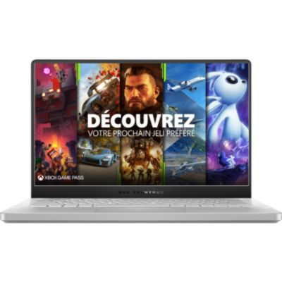 Location Ordinateur portable Asus ZEPHYRUS-G14-GA401II-042T