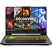PC Gamer Asus A15 TUF566IV HN349T