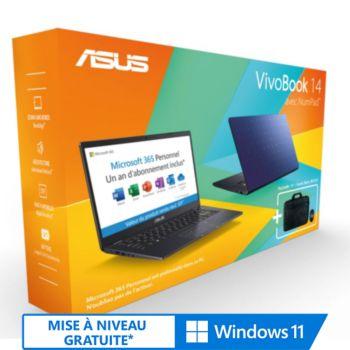 Asus Pack E410MA-EK028TS office365+souris+sac