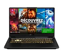 PC Gamer Asus  F17-TUF766LI-H7015T