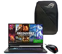 PC Gamer Asus  STRIX-G17-G712LW-EV063T+backpack+souris