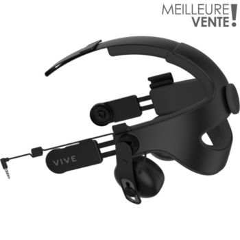 HTC Deluxe Audio HeadStrap pour HTC Vive