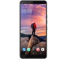 Smartphone HTC  U12 Plus Noir Titane 64 Go