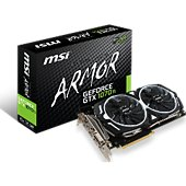 Carte graphique Nvidia MSI GeForce GTX 1070 Ti ARMOR 8G