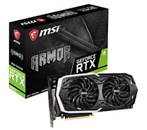 Carte graphique Nvidia MSI GeForce RTX 2070 Armor 8G