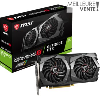 MSI GTX 1650 Gaming X 4G