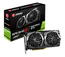 Carte graphique Nvidia MSI  GTX 1650 Gaming X 4G