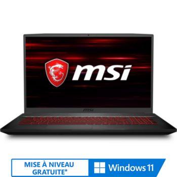 MSI GF75 Thin 10SER-417FR     reconditionné