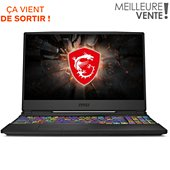 PC Gamer MSI GL65 Leopard 10SFK-623FR