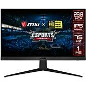 Ecran PC Gamer MSI Optix G241V E2