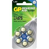 Pile GP Auditives Z A675/PR44/AC675/DA675
