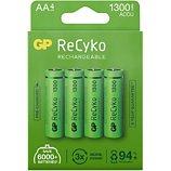 Pile GP  ReCykO+ 4xAA LR6 1300 mAh