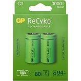 Pile GP  ReCykO+ 2x C 3000 mAh