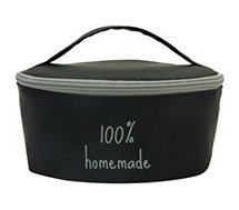 Sac isotherme G.Lunch  Isotherme pour Bento Noir/Gris