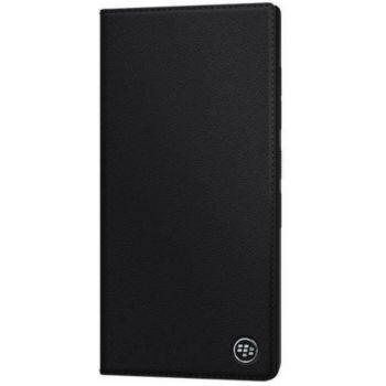 Blackberry Key2 LE SmartFlip Cuir noir