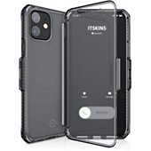 Etui Itskins iPhone 11 Spectrum fumé