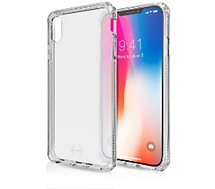 Coque Itskins  iPhone Xs Max Spectrum transparent