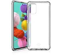 Coque Itskins  Samsung A51 Spectrum transparent