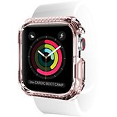 Coque Itskins Apple Watch 4 40mm Spectrum rose