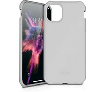 Coque Itskins  iPhone 11 Pro Max Spectrum gris
