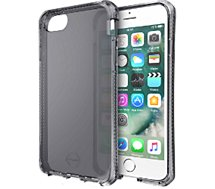 Coque Itskins  iPhone 6/7/8/SE 2020 Spectrum noir