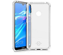 Coque Itskins  Huawei Y7 2019 Spectrum transparent