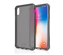 Coque Itskins  iPhone Xr Spectrum noir