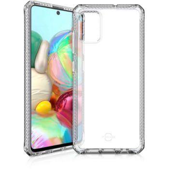 Itskins Samsung A71 Spectrum transparent