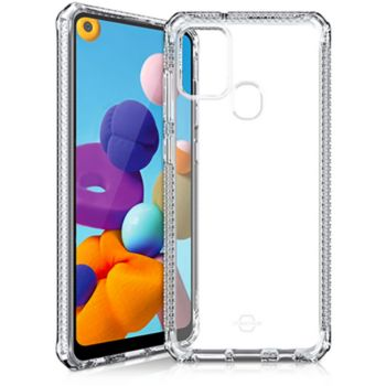 Itskins Samsung A21s Spectrum transparent