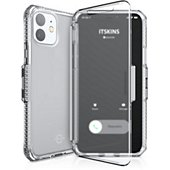 Etui Itskins iPhone 11 Spectrum transparent